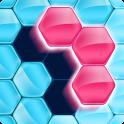 ¡Bloques! Puzle Hexagonal