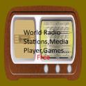 Online Radio,music World Wide stations,video Free