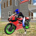 real moto bike racing- police cars chase game 2019