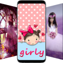 Wallpapers for Girls - Girly backgrounds