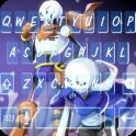 Ultimate undertale themes keyboard