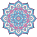 Free coloring book Mandala pages - ColorMandala