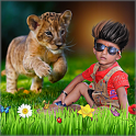 Wild Animal Overlay Effect