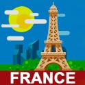 France Popular Tourist Places