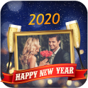 New Year Photo Frame, Gif, Images & Quotes