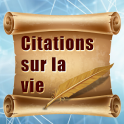 Citations sur la vie Proverbes