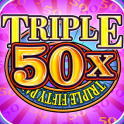 Triple 50x Pay Slot Machine