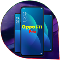 Launcher theme OppO F11 Pro: Oppo f11 pro themes