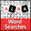 Word search puzzles, word finds games with quotes