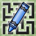 Crayon Maze (Ad-Free)