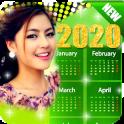 Calendar Photo Frame 2020