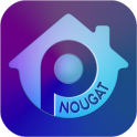 Pixelium Nougat Launcher 7