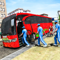 World Cricket Cup Bus Driver 3D: Player Transport