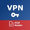 VPN gratis con lector de PDF