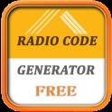 Radio code generator for Renault and Dacia