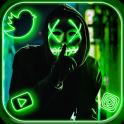 Temas Neon, Mask, Cool, Mande fondos pantalla