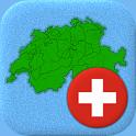 Cantones de Suiza - Quiz suizo