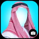Arab Man Fashion Photo Suit