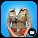 Police Suit Photo Maker-Woman