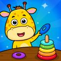 Juegos para niños pequeños de 2 y 3 años