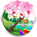 Spring and Easter Live Wallpaper + Tamagotchi Pet