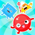 Shapes & Colors Candy BabyToddlers Learning Game