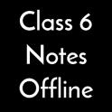 Class 6 Notes Offline