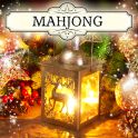 Verstecktes Mahjong: Cozy Xmas
