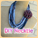 Creative DIY Necktie Crafts Projects