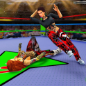 Women Wrestling Fight Revolution