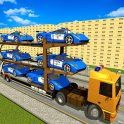 Police Car Transporter Simulator