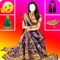 Women Lehenga Saree Suit Photo Editor 2020