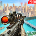 Hero Sniper FPS Free Gun Shooting Games 2020