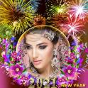 Happy New Year Photo Frame 2021