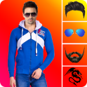 Men Sweatshirt Photo Suit Editor