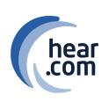 The official hear.com app