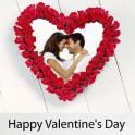 Valentine's day 2020 Love frame