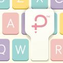 Pastel Keyboard Theme Color