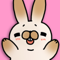 Tickling rabbit