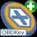 OBDKey Fault Code Reader