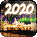 New Year Live Wallpaper 2020