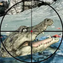 Crocodile Hunt and Animal Safari Shooting Game