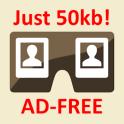iPhotoVR SBS VR Photo Viewer Cardboard / Slideshow