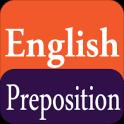 English Prepositions Dictionary