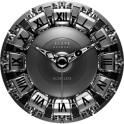 SCHILDS Luxury Clock Widget