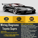 Wiring Diagrams Toyota Supra
