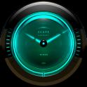 MINOR Laser Clock Widget