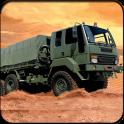 Super Army Cargo Truck