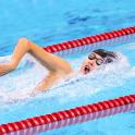 3D Swimming Pool Race