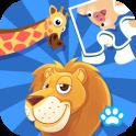 Kids Puzzle: Animal